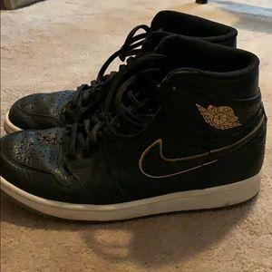 Nike Air Jordan Retros, barely worn, size 9 1/2